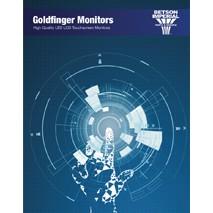 Goldfinger Monitor Catalog
